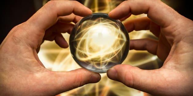 Un cristal temporel a été créé pour la première fois (photo d'illustration)