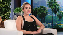 Miley Cyrus Only Wears Her Massive Engagement Ring For Liam