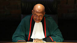 Chief Justice Mogoeng Mogoeng Voted South African Of The
