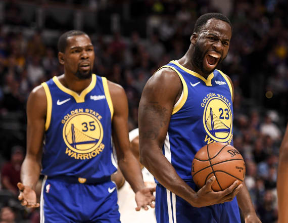 Draymond Green remains unapologetic after KD dispute