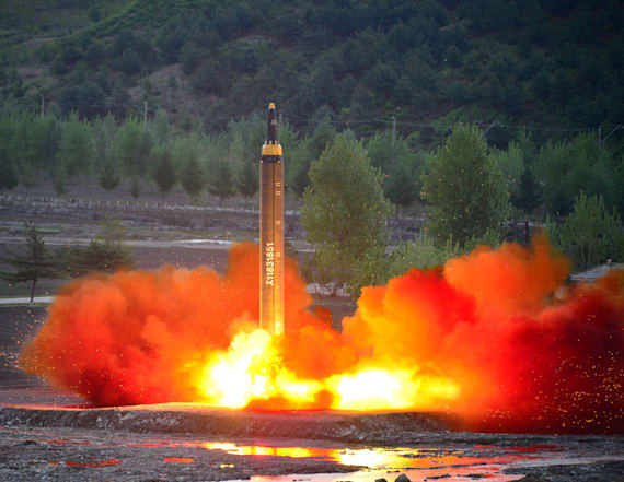 Japan: North Korea threat is 'critical and imminent'