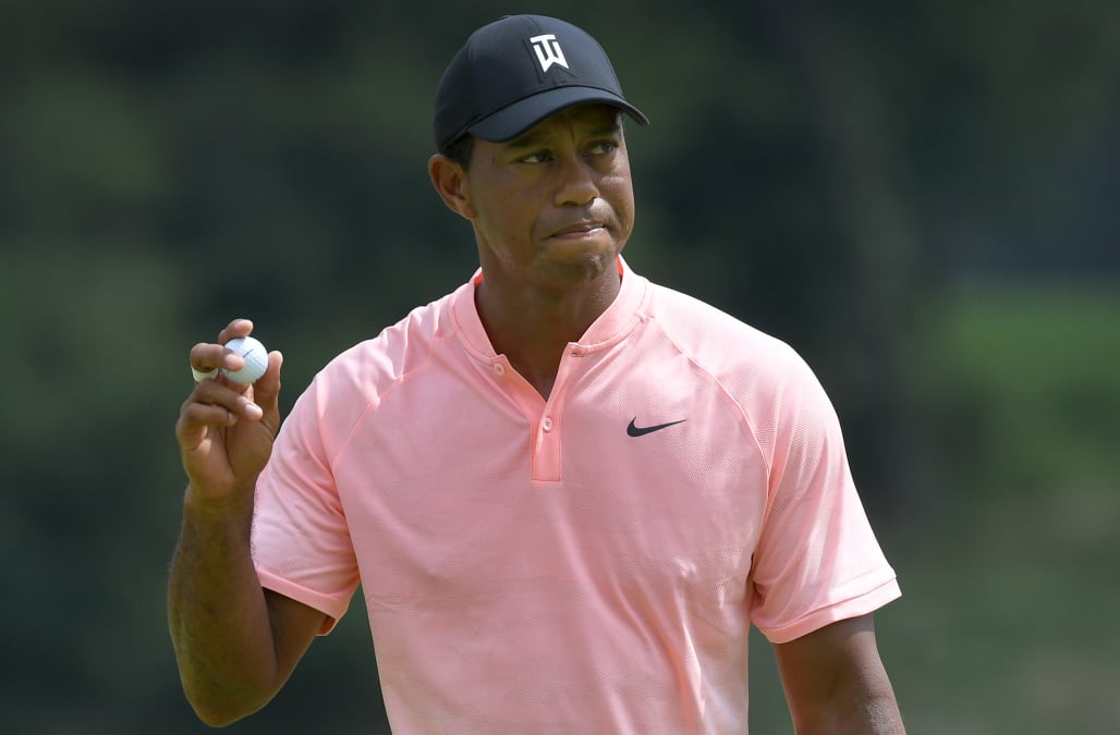 0628d10e9 (AP) — Tiger Woods says the Nike