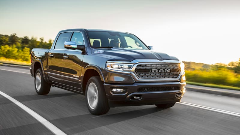 Ram Rebel Price >> 2020 Ram 1500 Ecodiesel Pricing Is Out Available On All