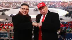 Des imitateurs de Trump et Kim Jong Un font fureur aux
