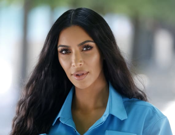 Kim Kardashian returns to Paris for the first time