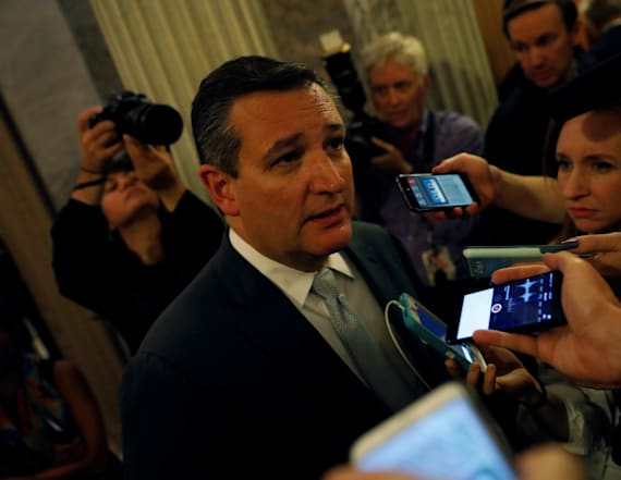 Sen. Ted Cruz opposes Graham-Cassidy health bill