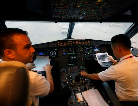 Airline pilots may soon become a thing of the past