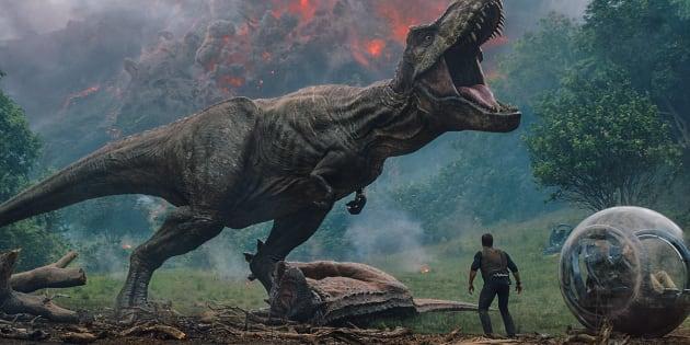 Novo filme é uma sequência da franquia baseada na icônica 'Jurassic Park', criada por Steven Spielberg, em 1993.