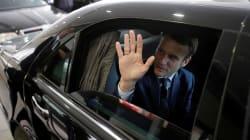 BLOG - Emmanuel Macron en marche vers