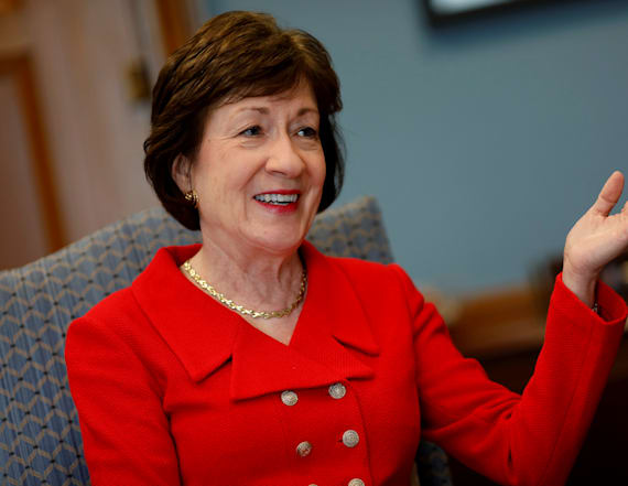 Collins never got call from Trump on health care