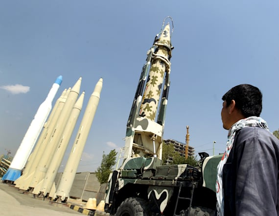 Iran claims third underground missile factory