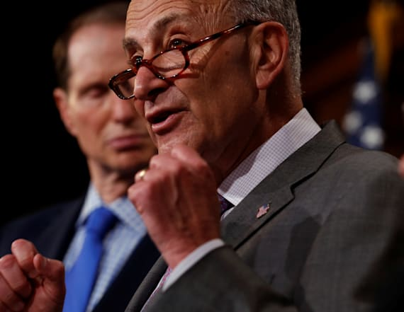 Dems take aim at companies in 'Better Deal' plan