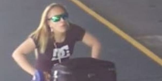 Police released this image of a woman they believe might help with investigations.