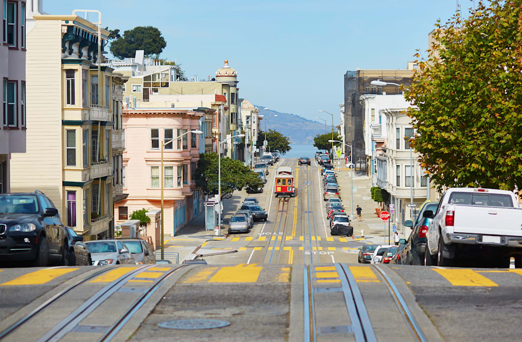 San Francisco Is So Expensive That Households Making Over 100000 A