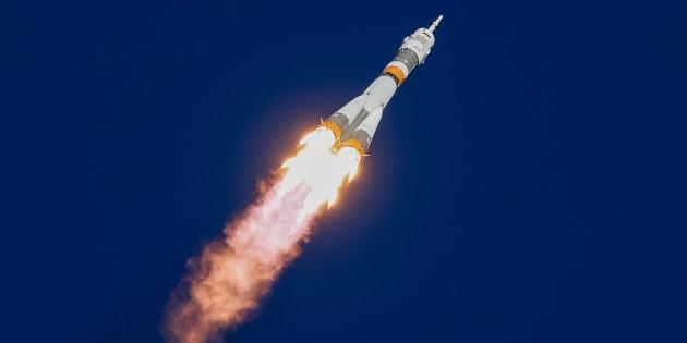 La vaisseau spatial russe Soyouz MS-10, qui devait rejoindre la Station spatiale internationale (ISS), a été victime d'une collision au sein de son lanceur.