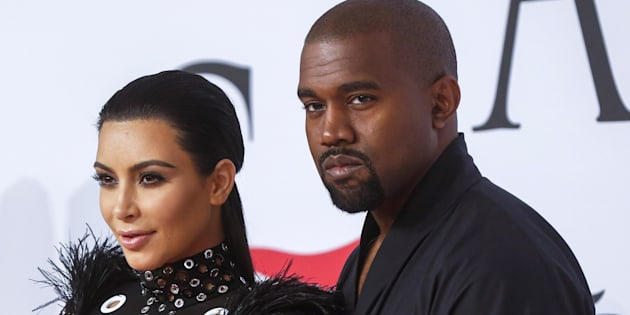 Kim Kardashian and Kanye West just blew up the internet again.