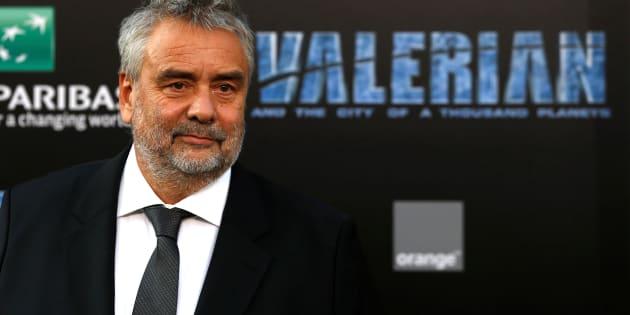 """Plombé par le flop de """"Valerian"""", Luc Besson va supprimer presque 30% des effectifs d'EuropaCorp"""