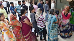Madhya Pradesh: 65.5% Polling Recorded Amid Complaints Of Faulty