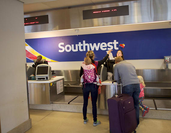 Southwest cancels about 40 flights for inspections