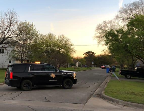 Texas bomber identified as Mark Anthony Conditt