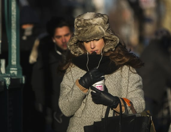 The polar vortex just split -- here's what it means