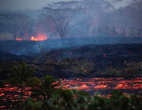 Hawaii faces new threat from volcano