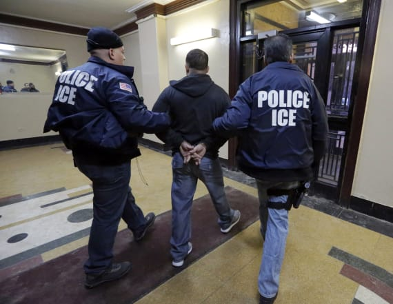 ICE begins mass deportation raids: report