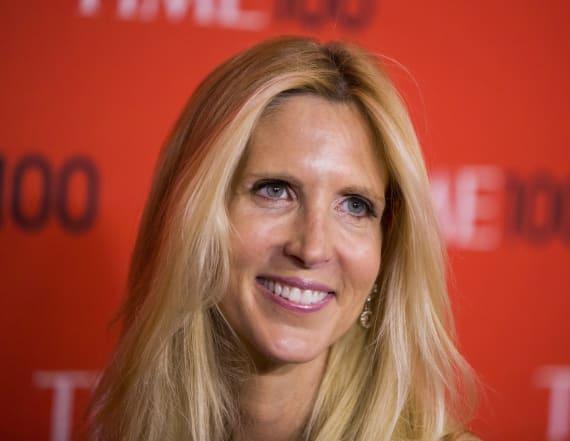 Ann Coulter slams Trump over spending bill