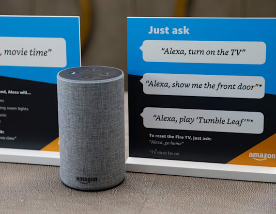 Alexa sent a private conversation to couple's friend