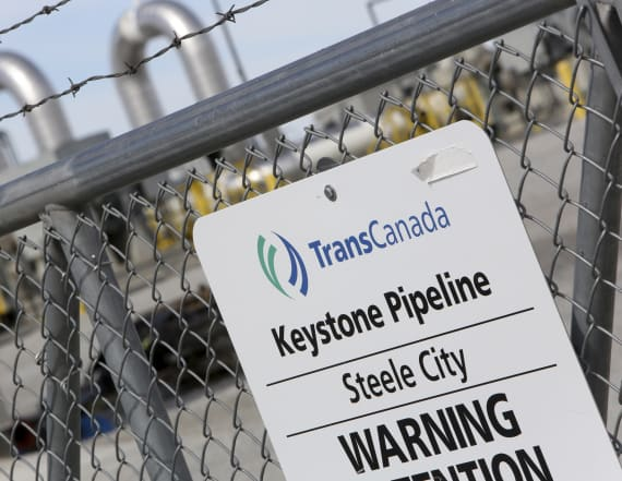 Regulators approve Keystone XL pipeline route