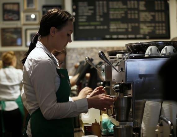 Starbucks selling popular drink earlier than ever