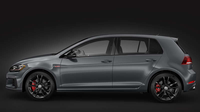 2019 Vw Gti Adds Rabbit Edition Standard Lsd Higher
