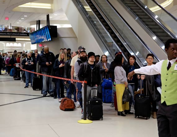 U.S. air safety agents absences hit record level
