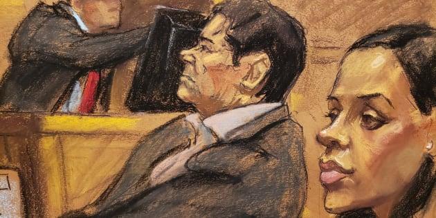 Según lo revelado en el juicio contra Joaquín Guzmán Loera, los mensajes entre el narco y su esposa pasaban de los comentarios de dos padres sobre sus hijas a las operaciones del Cártel de Sinaloa.