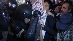Una Argentina paralizada recibe el Foro Económico Mundial de América