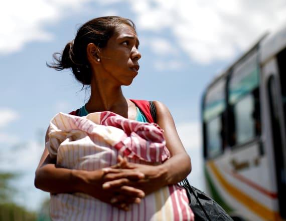 Venezuelans struggle as exodus weighs on neighbors