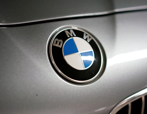 BMW to recall 11,700 cars