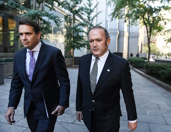 2 Giuliani associates plead not guilty