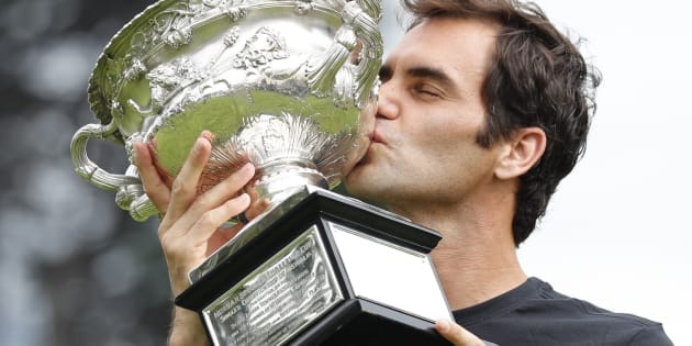 5 raisons pour lesquelles Roger Federer pourrait bien redevenir numéro un mondial.