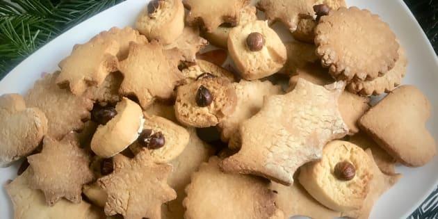 C'est reparti pour l'atelier biscuits.