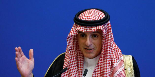 Le ministre des affaires étrangères, Adel bin Ahmed Al-Jubeir.