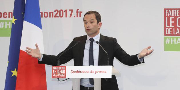 Le camp Hamon envisagerait-il un retrait du candidat?