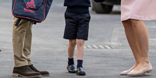 Una stalker ha tentato di entrare nella scuola del principe George