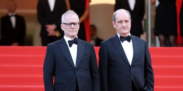 Le Festival de Cannes ne veut pas