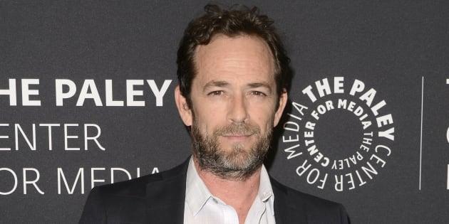 """L'acteur Luke Perry, ancien membre du casting de """"Beverly Hills"""" avait refusé de tourner dans le reboot."""