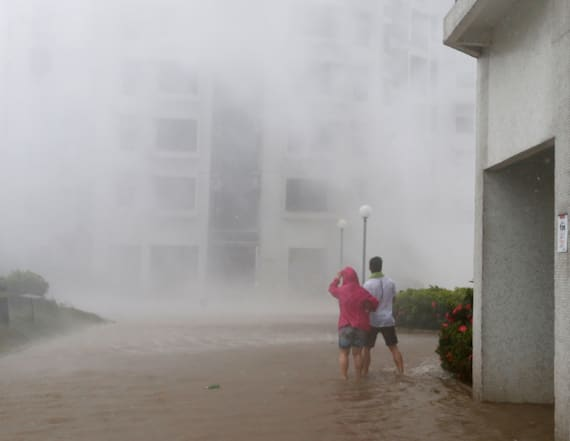 Typhoon hits China after killing 64 in Philippines