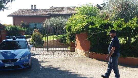 ARANCIA MECCANICA A LANCIANO - Coniugi massacrati durante una rapina, tagliato il lobo dell'orecchio della