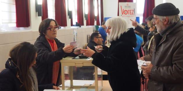 Les bureaux de vote des primaires citoyennes sont ouverts jusqu'à 19h.