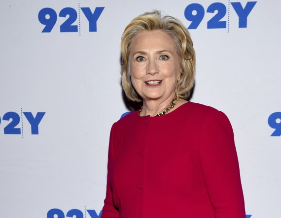 Clinton tweets 'real national emergencies' at Trump