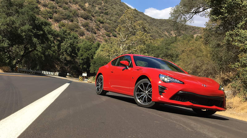 Next Gen Subaru Brz Toyota 86 Rumored For 2021 Autoblog